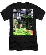 Cannon Beach Charm Men's T-Shirt (Athletic Fit)