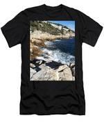 Cap De Nice Men's T-Shirt (Athletic Fit)