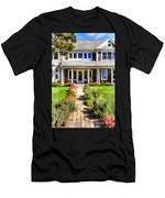 Cape Cod Home Men's T-Shirt (Athletic Fit)