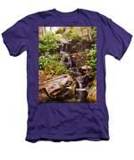 Cascades N Pool Men's T-Shirt (Athletic Fit)