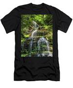 Cathedral Falls 4 - Paint Men's T-Shirt (Athletic Fit)