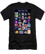Catscatscats Men's T-Shirt (Athletic Fit)