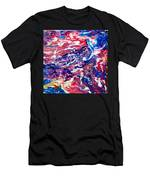 Celestial Crab Men's T-Shirt (Athletic Fit)