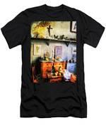 Cezanne's Studio Men's T-Shirt (Athletic Fit)