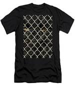 Chain Link Pipe Men's T-Shirt (Athletic Fit)