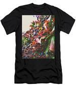 Changing Colors Men's T-Shirt (Athletic Fit)
