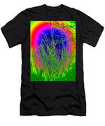 Cherry Rainbow Men's T-Shirt (Athletic Fit)
