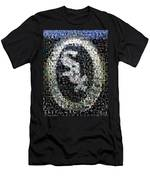 Chicago White Sox Ring Mosaic Men's T-Shirt (Athletic Fit)