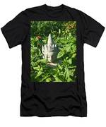 Chinese Garden Gnome Men's T-Shirt (Athletic Fit)