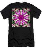 Chinese Women Kaleidoscope Men's T-Shirt (Athletic Fit)