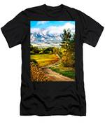 Clearly Colorado Men's T-Shirt (Athletic Fit)