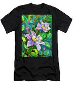 Clematis For Elsie Men's T-Shirt (Athletic Fit)