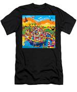 Coastal Men's T-Shirt (Athletic Fit)