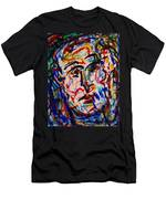 Colorful Expression-8 Men's T-Shirt (Athletic Fit)