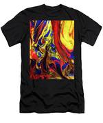 Colors Of The Wind 3 Men's T-Shirt (Athletic Fit)