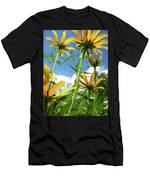 Composites In The Lawn Men's T-Shirt (Athletic Fit)
