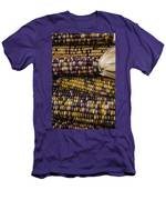 Corn Kernals Men's T-Shirt (Athletic Fit)
