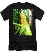 Corn On The Cob Men's T-Shirt (Athletic Fit)
