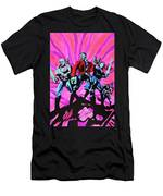 Cosmic Guardians Of The Galaxy 2 Men's T-Shirt (Athletic Fit)