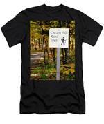 Crown Hill Road 1885 Men's T-Shirt (Athletic Fit)
