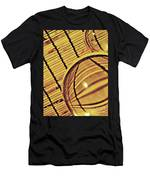 Crystal Ball Project 100 Men's T-Shirt (Athletic Fit)