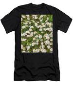 Daisies In Spring Men's T-Shirt (Athletic Fit)