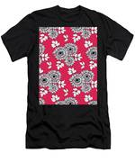 Daisy Flower Bouquet Men's T-Shirt (Athletic Fit)