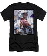 Dan Marino Mosaic Men's T-Shirt (Athletic Fit)