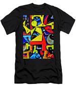 Dancing Naive #2 Men's T-Shirt (Athletic Fit)
