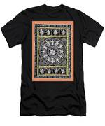 Dashavtar B/w 6 Men's T-Shirt (Athletic Fit)