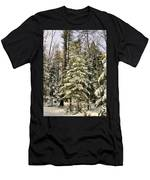 Deep In The Maine Woods Men's T-Shirt (Athletic Fit)