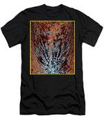 Desert Brambles Men's T-Shirt (Athletic Fit)