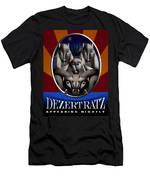 Dezert Ratz Poster Men's T-Shirt (Athletic Fit)