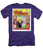 Dick Trumpy Men's T-Shirt (Athletic Fit)