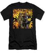 Digital War Men's T-Shirt (Athletic Fit)