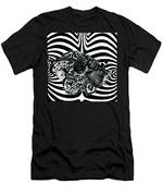 Disquietude Men's T-Shirt (Athletic Fit)
