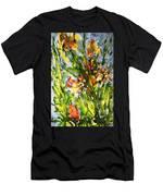 Divine Blooms-21061 Men's T-Shirt (Athletic Fit)