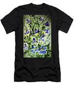 Divine Blooms-21169 Men's T-Shirt (Athletic Fit)