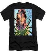 Divine Blooms-21177 Men's T-Shirt (Athletic Fit)