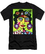 Dod Art 123hh Men's T-Shirt (Athletic Fit)