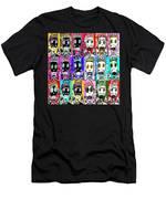 Dod Art 123nbv Men's T-Shirt (Athletic Fit)