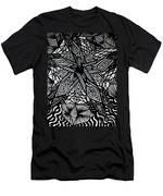 Doodle 1 Men's T-Shirt (Athletic Fit)