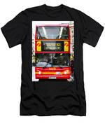 Double Decker Men's T-Shirt (Athletic Fit)
