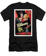 Douglas Fairbanks In The Iron Mask 1929 Men's T-Shirt (Athletic Fit)