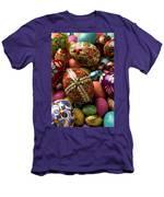Easter Eggs Men's T-Shirt (Athletic Fit)