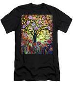 Eden Garden Men's T-Shirt (Athletic Fit)
