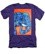 Elephant# 6 Men's T-Shirt (Athletic Fit)