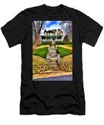 Ellicott City House Men's T-Shirt (Athletic Fit)