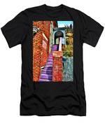 Ellicott City Steps Men's T-Shirt (Athletic Fit)