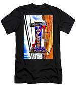 Ellicott City Taylor's Sign Men's T-Shirt (Athletic Fit)